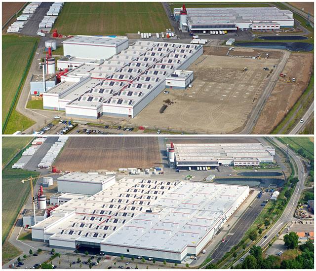 Travaux publics de réseaux, voirie et terrassement réalisés par l'entreprise Denni Legoll pour Schmidt Groupe